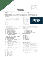 1 Unidad 3 Tabla Periodica Evaluacion Fila A
