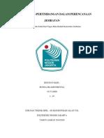 BUNGA ISLAMI FORUNA_4117110008_TUGAS 2 PERTIMBANGAN PERENCANAAN JEMBATAN.pdf