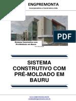 Sistema Construtivo Com Pré-Moldado Em Bauru