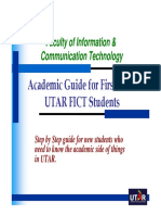 Academic Guide for First Time UTAR FICT Students (May 2010).pdf