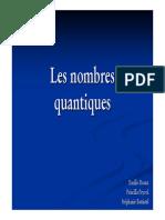 Nombres-quantiques ( Tt Les Fillieres )