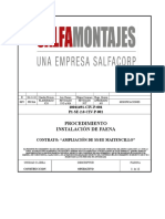 10011491-CIV-P-001 INSTALACION DE FAENA AMPLIACIÓN Rev B