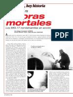 Ayer Noticia, Hoy Historia - Los MiG-17 norvietnamitas