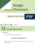 Google Classroom - Manual Professor.pdf
