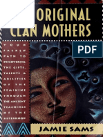 Copia traducida de The 13 original clan mothers - Jamie Sams.pdf