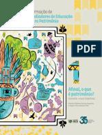 Educação para patrimônio - Fascículo 01.pdf
