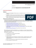 Che2 Lab 1.2.3.3 Map ISP Trace Instructor