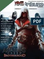 Games Tribune Magazine 22 - Diciembre 2010