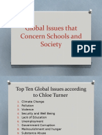 Global Issues that Concern Schools and Society.pptx