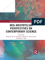 (Routledge Studies in the Philosophy of Science) William M.R. Simpson, Robert C. Koons, Nicholas J. Teh - Neo-Aristotelian Perspectives on Contemporary Science-Routledge (2017).pdf