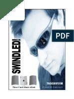 Swindled! The 3 Card Monte.pdf