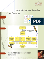 Introducción a las Teorías Atómicas