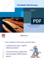 OTA000004 SDH Principle ISSUE 2.0