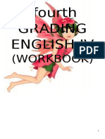 4th Grading English Workbook