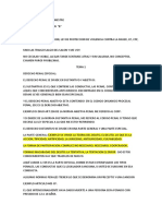 DERECHO PANL III 5TO SEMESTRE