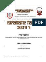 Expediente Tecnico Ayacucho 31marzo 2010.doc