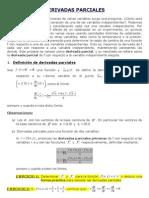 VARIAS Variables- Derivadas Parciales-gradiente-plano Tangente