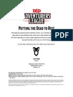DDAL07-08 - Putting the Dead to Rest v1.0