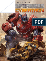 Transformers The Art of Fall of Cybertron Part I.pdf