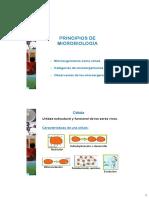 1. Principios de microbiología 1