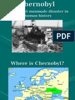 Chernobyl Ppt