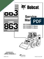 863 Service Manual