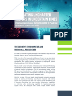 Uncharted Waters - Jay Millen, Dave Winston, John Wallace - Caldwell Partners