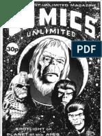 Comics Unlimited Apes Timeline