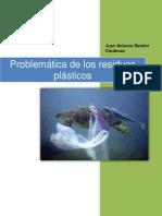 Problemática de los residuos plásticos