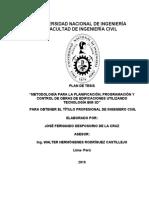 Plan de Tesis 19.2 - Desposorio de La Cruz, José Fernando