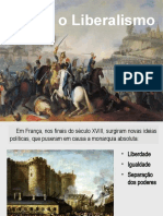 1820 e o liberalismo