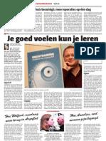 Interview met Joost van der Leij in de Alpen CC