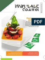 Revista Acessibilidade Gourmet