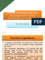 Tourism Legislations