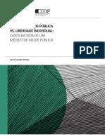 Livro sobre saude pública-como direito fundamental