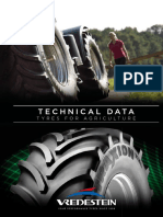 Technical Data Handbook of Agricultural Tyres 2017