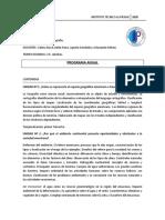 Formato de Programa 2020