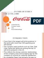 Analysis of Code of Ethics