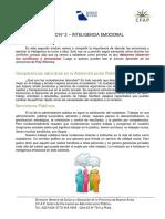 Modulo2- INTELIGENCIA EMOCIONAL