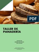 TALLER DE PANADERIA PDF