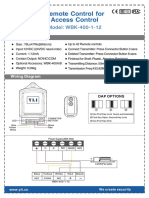 manual relevador WBK-400-1-12