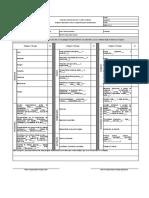 Formato Encuesta para la Identificación de Peligros