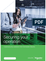 e-Brochure Schneider Electric's Cybersecurity Services