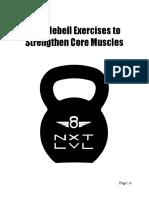 7 Kettlebell Exercises for Core Strength