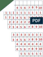 domino secuencia