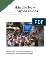 Colombia dijo No y siguió partida en dos LA SILLA VACIA.docx