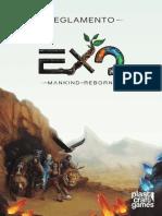 Reglamento Exo Mankind Reborn