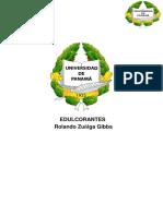 EDULCORANTES (1)