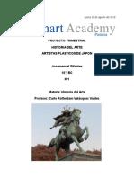 Proyecto Trimestral II Historia del Arte