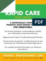 Rapid Care Sachet (41gm)